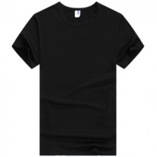 T-Shirt - Black - Size Large